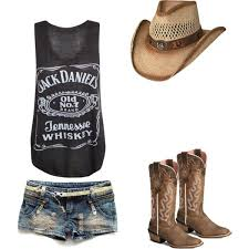 Daisy Duke Style For Country Music FestivalsCountry Style Shirts