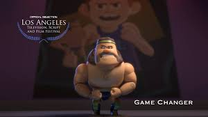 Game Changer by Aviv Mano, Animation,... - Los Angeles Television, Script  and Film Festival | Facebook