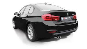 REMUS News - REMUS product information 03-2017 BMW 3 Series / 4 Series