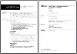 Cv Templates Free Download Word Document Condo Financials Com