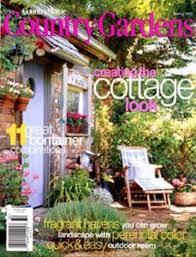 garden magazine. country gardens magazine; magazine garden