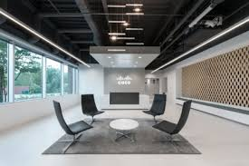 Cisco Offices By Studio O A Features Wooden Meeting Pavilions San Francisco Office Design For S Fran Zgf Architects Cisco