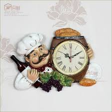 large office clocks. Kitchen Clocks Personalized Restaurant Resin Vintage Wall Clock Large Office  XBTQFPO