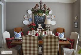 dining room ideas for christmas. christmas dining room and last minute preparations ideas for a
