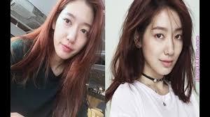 south korean actresses jang jin young before and after makeup
