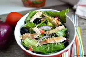 garden salad with chicken. Wonderful With AD Olive Garden Inspired Chicken Salad  Tastefully Frugal CollectiveBias  SimpleSatisfyingSalads EverydayEffortless To With