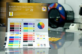 Automotive Paint Color Mixing Chart Color Adjustment Charts For Automotive Refinish Paints
