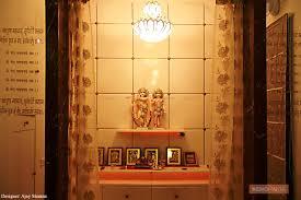 Pooja Room Designs In Living Room Pooja Room Ajay Sharma Khaitan House Renomania