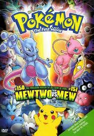 Phim Pokemon Movie 1: Mewtwo Phục Thù
