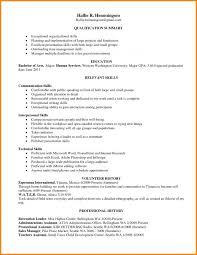 Resume Computer Skills Examples Custom Describe Your Computer Skills Resume Sample