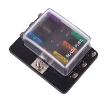 new 6 way circuit car atc ato middle size blade fuse box block new 6 way circuit car atc ato middle size blade fuse box block holder led