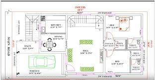 1800 square feet single floor modern home plan according to vastu shastra