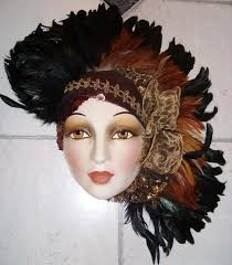 Decorative Face Masks 100 best Masks images on Pinterest Face masks Facial masks and Masks 14