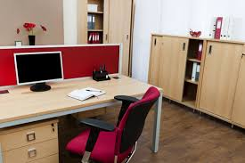 colors for an office. Modern Office With A Red Trim To Accentuate Color Colors For An
