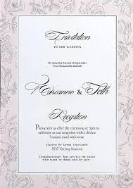 Wedding Invitation Templates Blogofwow Info