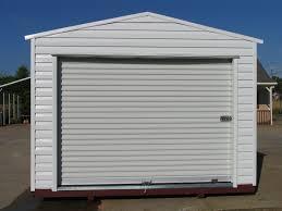 10 x 9 garage doorAluminum Buildings Photos
