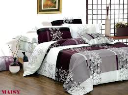 duvet cover king size details about double queen bed quilt doona set new flannel canada cotton