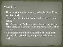 a growing nation part ii ppt 9 walden