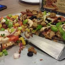 photo of round table pizza san mateo ca united states half maui