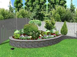 backyard landscape designs on a budget. Delighful Backyard Backyard Easy Landscaping Ideas Landscape And Simple Design Diy On A Budget  For Decor Inspiration 15 Throughout Designs E