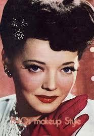 1940s makeup guide12