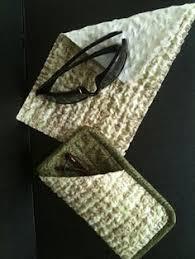DIY ~ make eyeglass case from men's tie   Gifts To Make - Gifts To ... & Eyeglass Case with