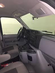 2016 ford e350 passenger van