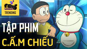 Bí ẩn tập phim bị C.Ấ.M CHIẾU và XÓA SẠCH dấu vết của Doraemon - YouTube