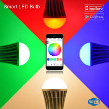 Flux Led Lights Flux Wifi Smart Led Light Bulb Flux Smart Lighting