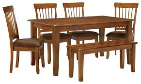 Ashley Furniture Kitchen Chairs Ashley Furniture Berringer 36 X 60 Table With 4 Chairs Bench