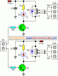 dual relay driver board circuit schematic eeweb community 2 channel relay driver circuit diagram