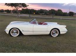 1954 Chevrolet Corvette for Sale | ClassicCars.com | CC-1049966