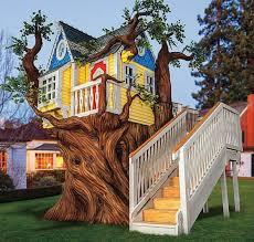 Monster City Studios Victorian Tree House NoveltyStreet