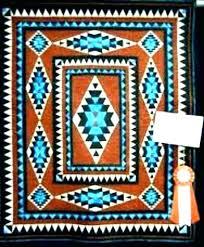 Southwest Quilt Patterns Magnificent Southwestern Quilts Patterns Southwestern Southwest Landscape Quilt