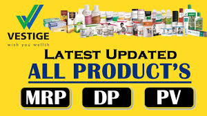Vestige Supplement Chart Vestige Product Information Product List With Mrp Discount Price Pv Bv