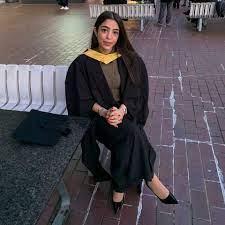 """بالفيديو.. شريهان تحتفل بحصول ابنتها على درجة الماجستير :""""قلبي راضي عنك"""" -  مجلة هي"""
