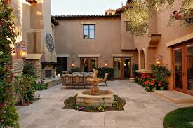 This created a colonnaded walkway around the perimeter of the courtyard, which influenced monastic structures centuries later. 58 Most Sensational Interior Courtyard Garden Ideas