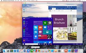Parallels Announces That Parallels Desktop 10 For Mac Now Provides