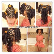 Kid Hair Style natural hair style for kids hairstyles for little girls 4703 by wearticles.com