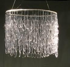homey ideas make a chandelier architecture