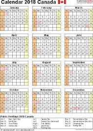 april 2018 word calendar canada calendar 2018 free word calendar templates