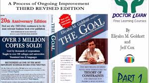 the goal a process of ongoing improvement part