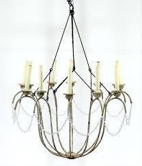 nierman weeks weeks wrought iron crystal chandelier niermann weeks rivoli chandelier nierman weeks