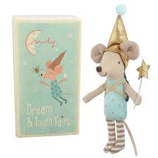 Tooth Fairy Girl Mouse - sedoni gallery baby gifts, luxury baby ...