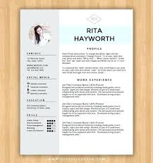 Amazing Resume Templates Free Extraordinary Resume Templates In Word Free Download Word Document Template Free