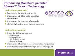 ... Interesting Ideas Monster Com Resume 15 Monstercom Power Resume Search  ...