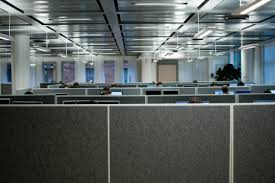 office colour design. Business Interior Colour And Design - The Google Effect Grey Office Cubicles. This Opens