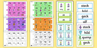 Learn the sounds and words. Ks1 Phonics Check Screening Test For Year 1 Teacher Made