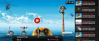 Small Picture Elegant Video Gallery YouTube HTML5 by CreativeMedia