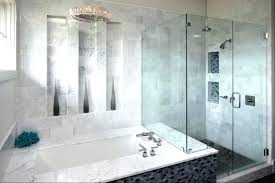 modern mosaics tile astounding image of bathroom shower floor for decor handsome decoration using black mosaic tiles ast
